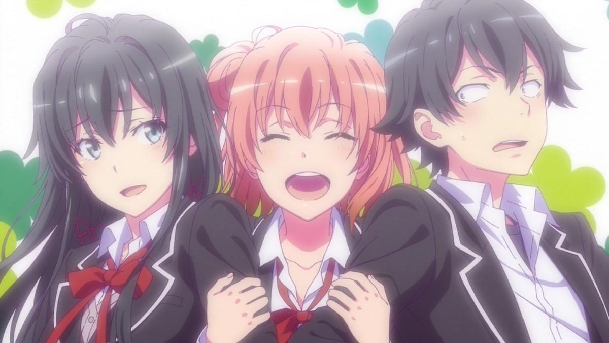 Mi comedia romántica juvenil está mal como lo esperaba: Yahari Ore no Seishun Love Come wa Machigatteiru. Zoku - 1